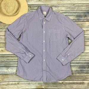 Gap Men's Striped Dress Shirt